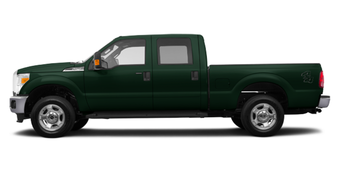 2016 Ford Super Duty F-350 XLT | Photo 4 | Green Gem