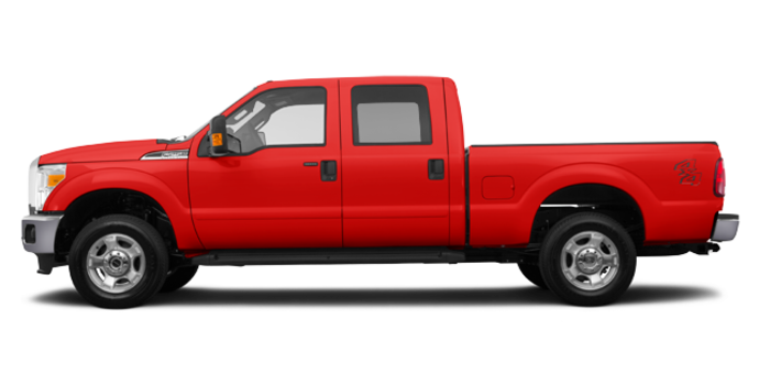 2016 Ford Super Duty F-350 XLT | Photo 4 | Race Red