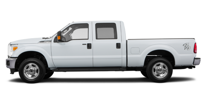 2016 Ford Super Duty F-350 XLT | Photo 4 | Oxford White