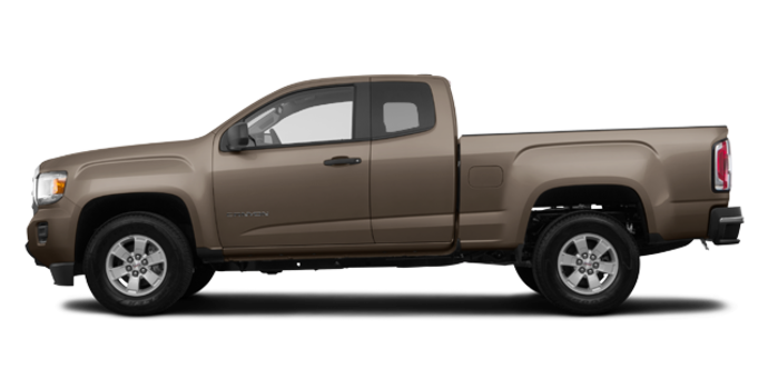 2016 GMC Canyon | Photo 4 | Bronze Alloy Metallic