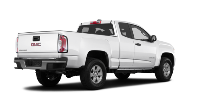 2016 GMC Canyon | Photo 5 | Summit White