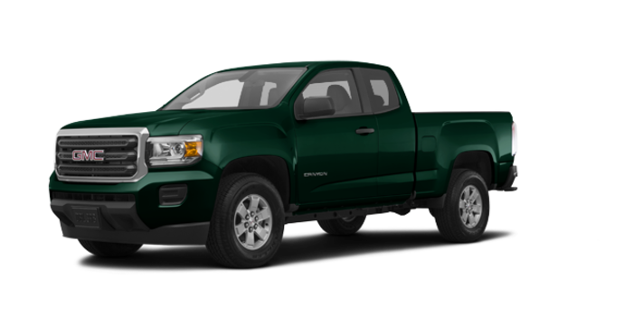 2016 GMC Canyon | Photo 6 | Emerald Green Metallic