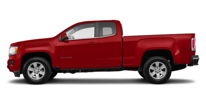2016 GMC Canyon SLE | Photo 4 | Copper Red Metallic