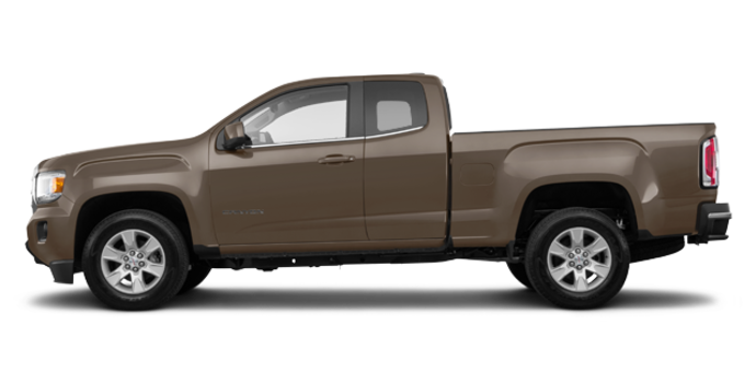 2016 GMC Canyon SLE | Photo 4 | Bronze Alloy Metallic