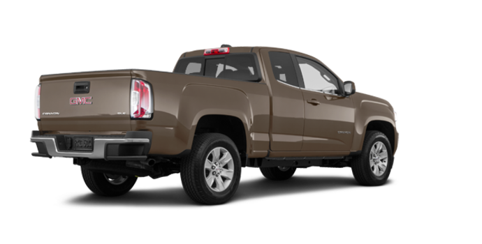 2016 GMC Canyon SLE | Photo 5 | Bronze Alloy Metallic