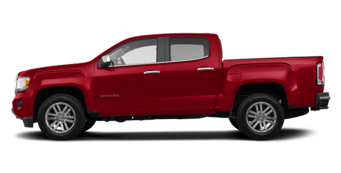 2016 GMC Canyon SLT | Photo 4 | Cardinal Red