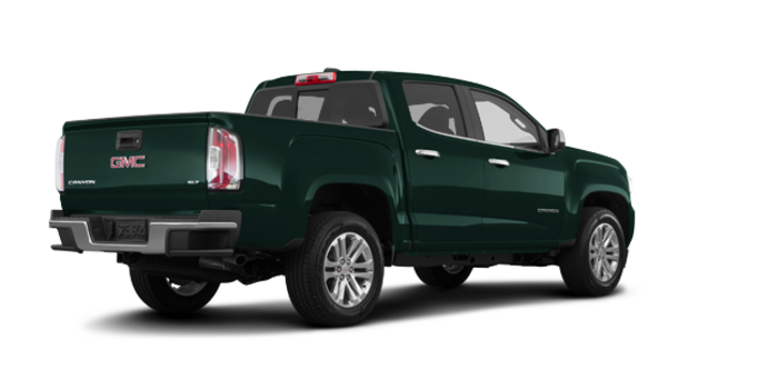 2016 GMC Canyon SLT | Photo 5 | Emerald Green Metallic