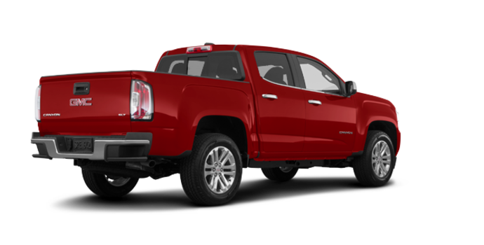 2016 GMC Canyon SLT | Photo 5 | Copper Red Metallic