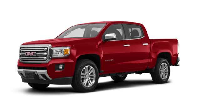 2016 GMC Canyon SLT | Photo 6 | Cardinal Red