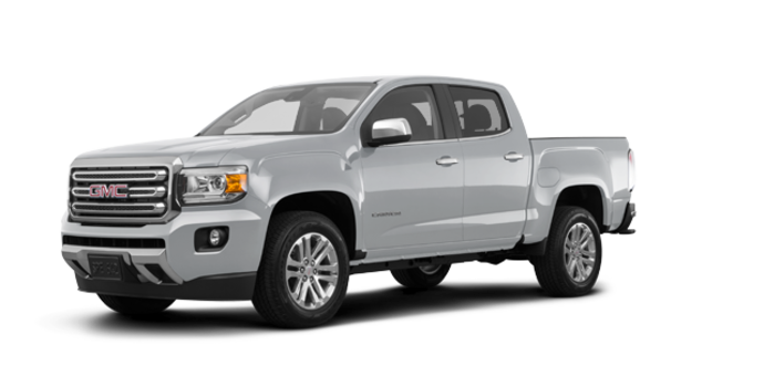 2016 GMC Canyon SLT | Photo 6 | Quicksilver Metallic
