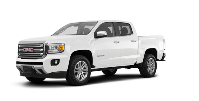 2016 GMC Canyon SLT | Photo 6 | Summit White