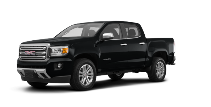 2016 GMC Canyon SLT | Photo 6 | Onyx Black