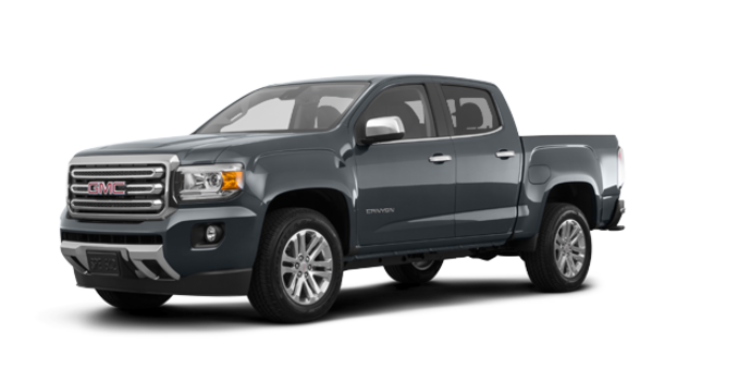 2016 GMC Canyon SLT | Photo 6 | Cyber Grey Metallic