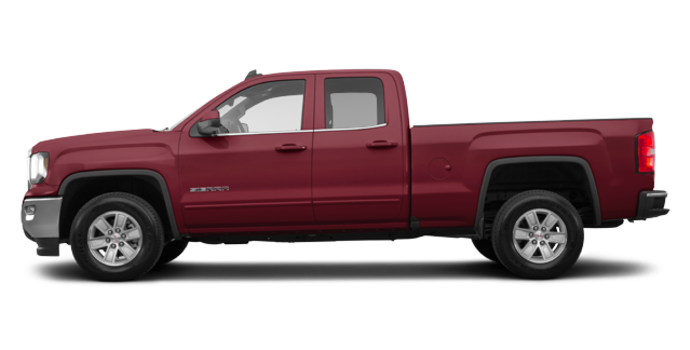 2016 GMC Sierra 1500 SLE | Photo 4 | Crimson Red