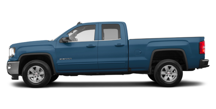 2016 GMC Sierra 1500 SLE | Photo 4 | Stone Blue Metallic