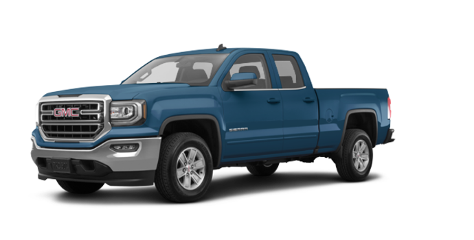 2016 GMC Sierra 1500 SLE | Photo 6 | Stone Blue Metallic