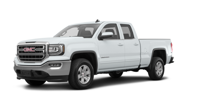 2016 GMC Sierra 1500 SLE | Photo 6 | White Frost
