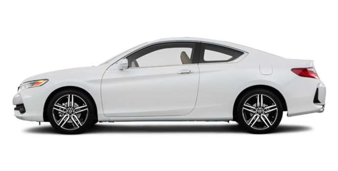 2016 Honda Accord Coupe TOURING V6 | Photo 4 | White Orchid Pearl