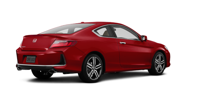 2016 Honda Accord Coupe TOURING V6 | Photo 5 | San Marino Red