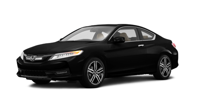 2016 Honda Accord Coupe TOURING V6 | Photo 6 | Crystal Black Pearl