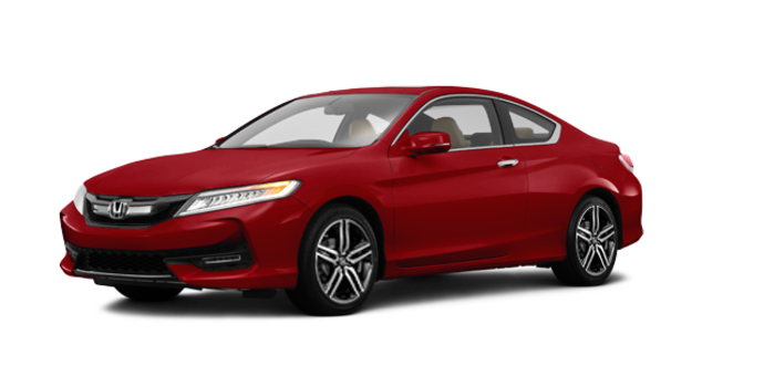 2016 Honda Accord Coupe TOURING V6 | Photo 6 | San Marino Red