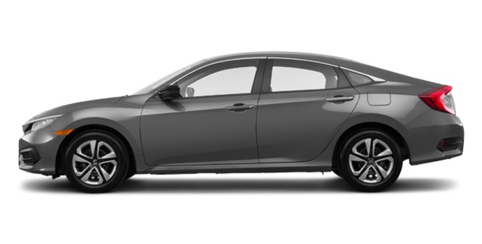 2016 Honda Civic Sedan DX | Photo 4 | Modern Steel Metallic