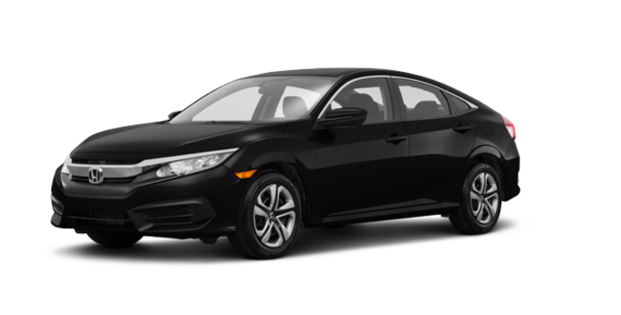 2016 Honda Civic Sedan DX | Photo 6 | Crystal Black Pearl