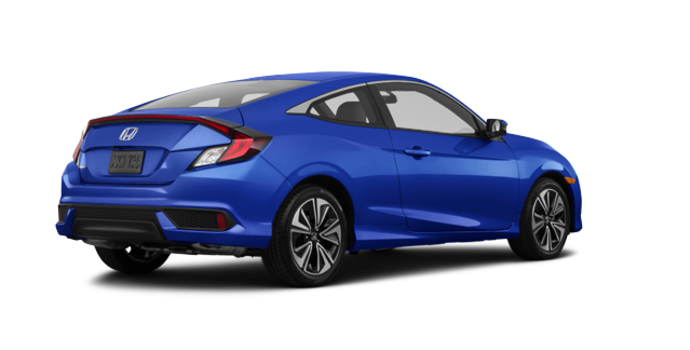 2016 Honda Civic Coupe EX-T | Photo 5 | Aegean Blue Metallic