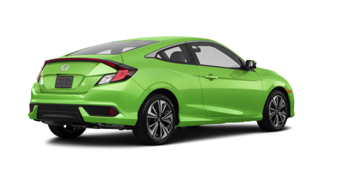 2016 Honda Civic Coupe EX-T | Photo 5 | Energy Green Pearl