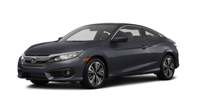 2016 Honda Civic Coupe EX-T | Photo 6 | Modern Steel Metallic