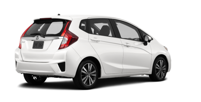 2016 Honda Fit EX-L NAVI | Photo 5 | White Orchid Pearl