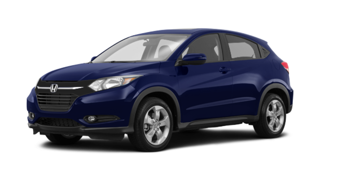 2016 Honda HR-V EX-2WD | Photo 6 | Deep Ocean Pearl