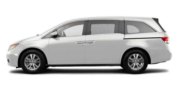 2016 Honda Odyssey EX-L RES | Photo 4 | White Diamond Pearl