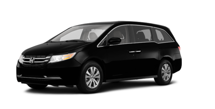 2016 Honda Odyssey EX-L RES | Photo 6 | Crystal Black Pearl