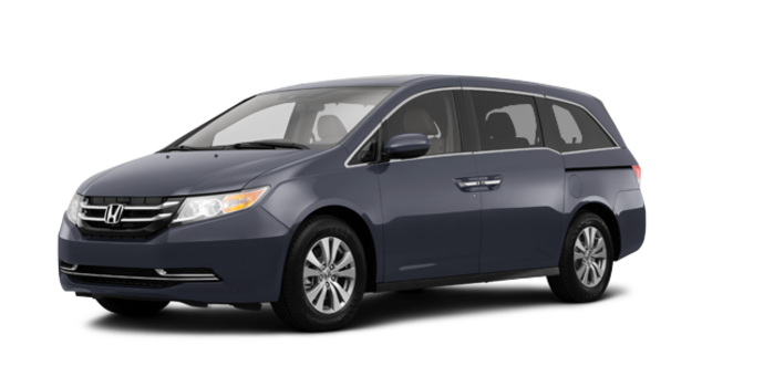 2016 Honda Odyssey EX-L RES | Photo 6 | Modern Steel Metallic