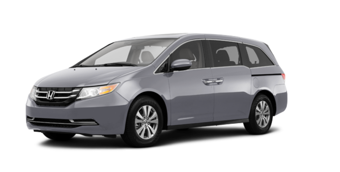 2016 Honda Odyssey EX-L RES | Photo 6 | Lunar Silver Metallic