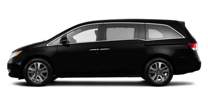 2016 Honda Odyssey TOURING | Photo 4 | Crystal Black Pearl