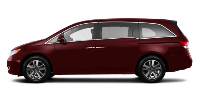 2016 Honda Odyssey TOURING | Photo 4 | Deep Scarlet Pearl