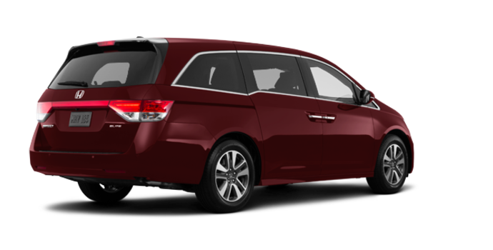 2016 Honda Odyssey TOURING | Photo 5 | Deep Scarlet Pearl