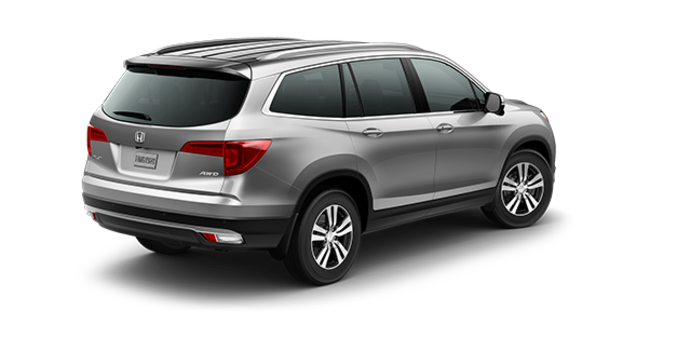 2016 Honda Pilot EX-L NAVI | Photo 5 | Lunar Silver Metallic