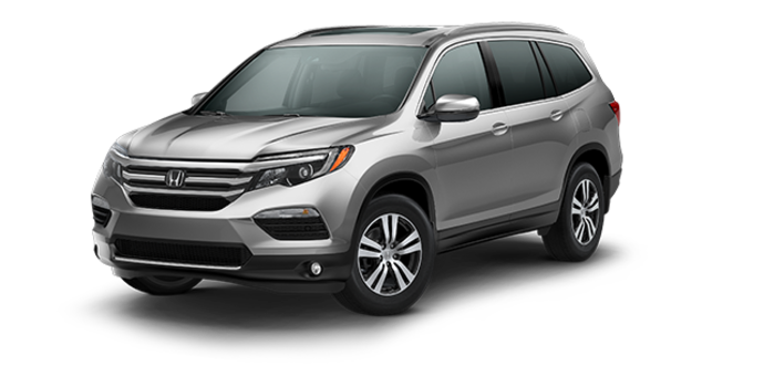 2016 Honda Pilot EX-L NAVI | Photo 6 | Lunar Silver Metallic