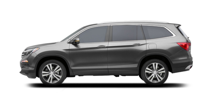 2016 Honda Pilot EX-L NAVI | Photo 4 | Modern Steel Metallic