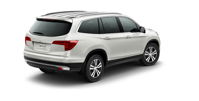 2016 Honda Pilot EX-L NAVI | Photo 5 | White Diamond Pearl