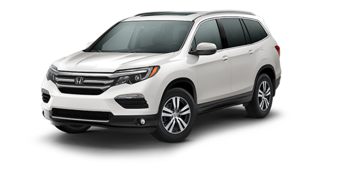 2016 Honda Pilot EX-L NAVI | Photo 6 | White Diamond Pearl