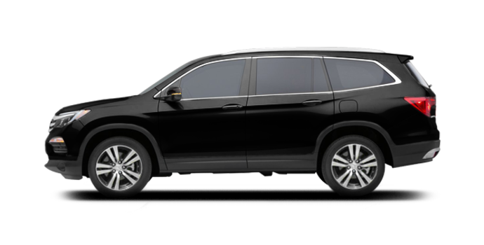 2016 Honda Pilot EX-L NAVI | Photo 4 | Crystal Black Pearl