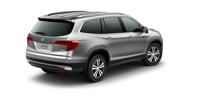 2016 Honda Pilot EX | Photo 5 | Lunar Silver Metallic