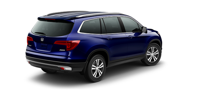 2016 Honda Pilot EX | Photo 5 | Obsidian Blue Pearl