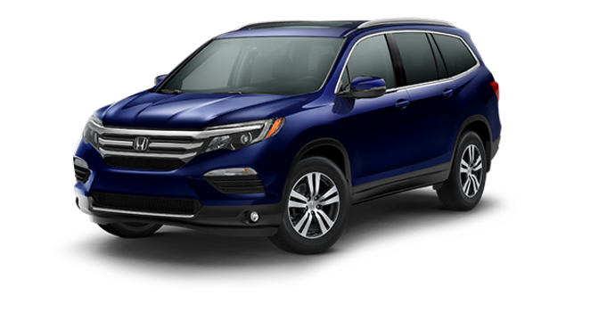 2016 Honda Pilot EX | Photo 6 | Obsidian Blue Pearl