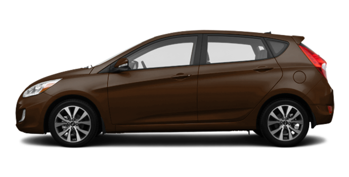 2016 Hyundai Accent 5 Doors GLS | Photo 4 | Coffee Bean