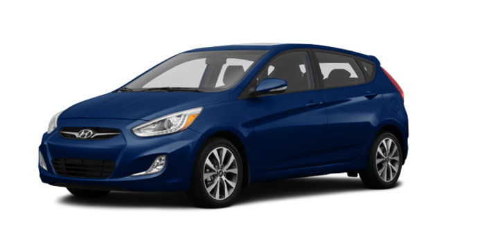 2016 Hyundai Accent 5 Doors GLS | Photo 6 | Pacific Blue